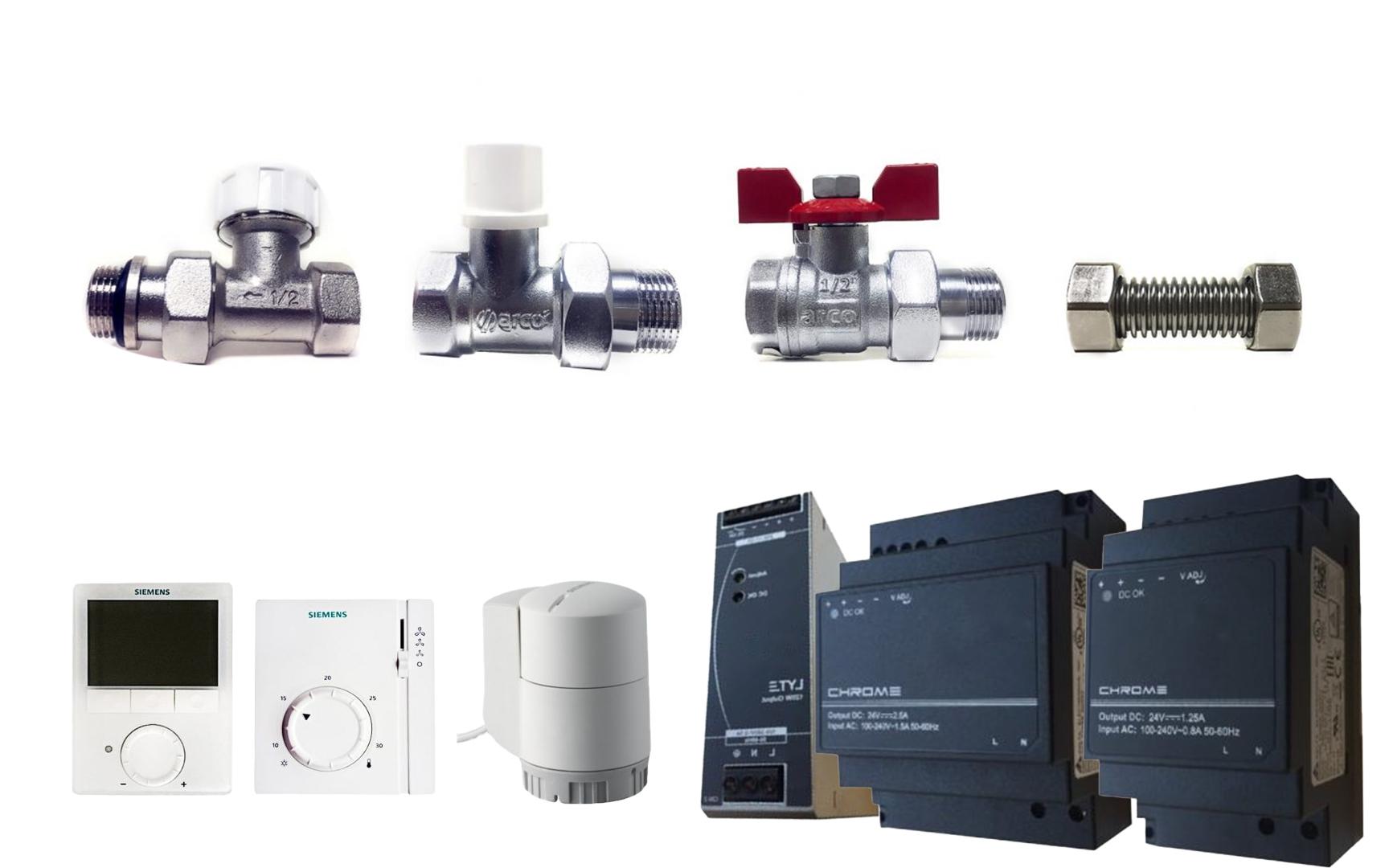 Convectors accessories